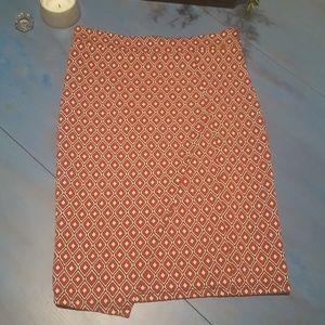 Anthro Maeve Skirt